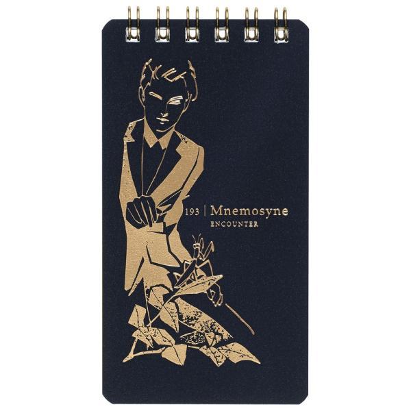 マルマン メモ 限定品 Mnemosyne × Creators コーマチヤマ A7 3冊パック N193C2P(DM便1)maruman|artandpaperm|03