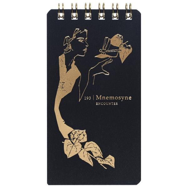 マルマン メモ 限定品 Mnemosyne × Creators コーマチヤマ A7 3冊パック N193C2P(DM便1)maruman|artandpaperm|04
