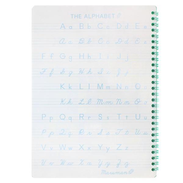 マルマン イングリッシュノートブック B5 英習字罫10段 ブルー 35枚 N523-02[DM便2](旧メール便) artandpaperm 02