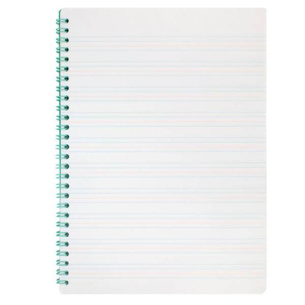 マルマン イングリッシュノートブック B5 英習字罫10段 ブルー 35枚 N523-02[DM便2](旧メール便) artandpaperm 03