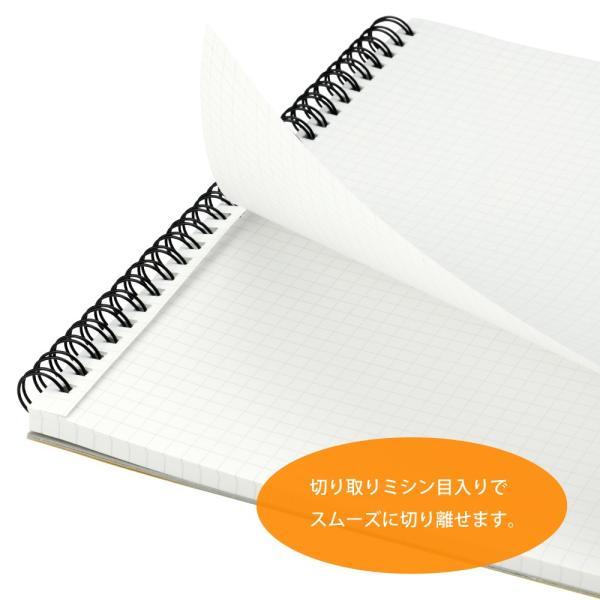 マルマン 図案 60th限定品 ノート A5 ZN250A (DM便2 旧メール便) maruman|artandpaperm|03