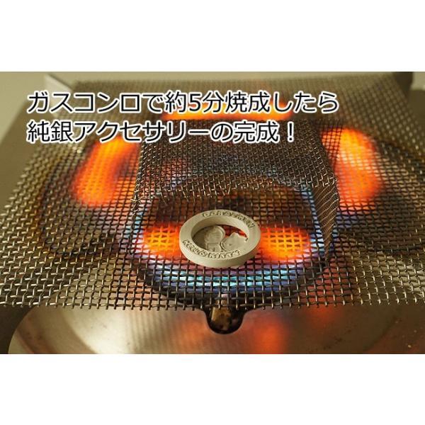 ドラえもん×ハローキティコラボ 銀の粘土でつくるハンドメイドジュエリーセット|artclaytsuhan|03