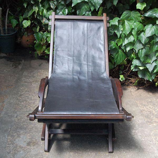 ロッキングチェア・折りたたみ式・チーク・レザー・オリジナル家具・インドネシア工場直輸入|artcrew|02