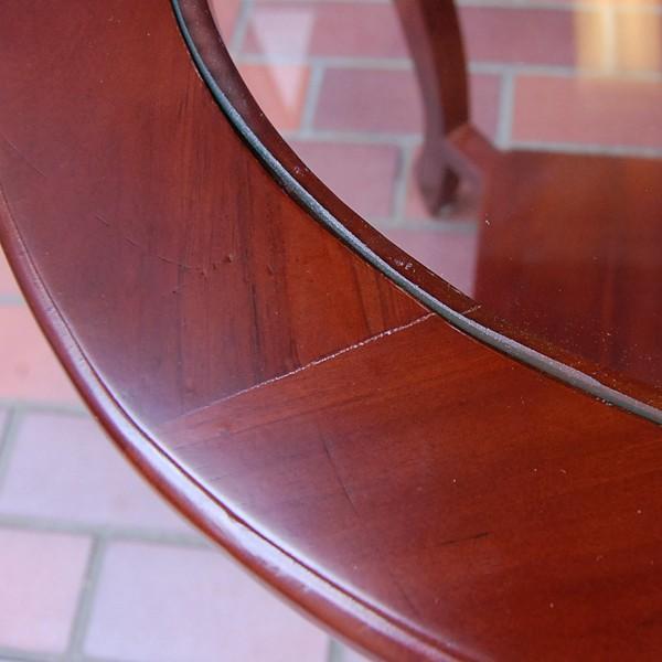 ラウンドテーブル カフェテーブル JAVA GLASS TABLE S・・・オリジナル家具・インドネシア直輸入|artcrew|05