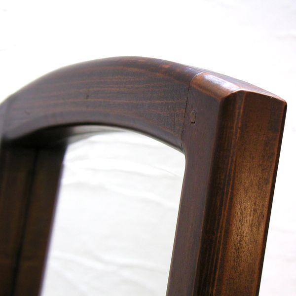 スタンドミラー・Dressing Mirror・姿見・鏡・チーク無垢材・インドネシア直輸入・真鍮金具付|artcrew|04