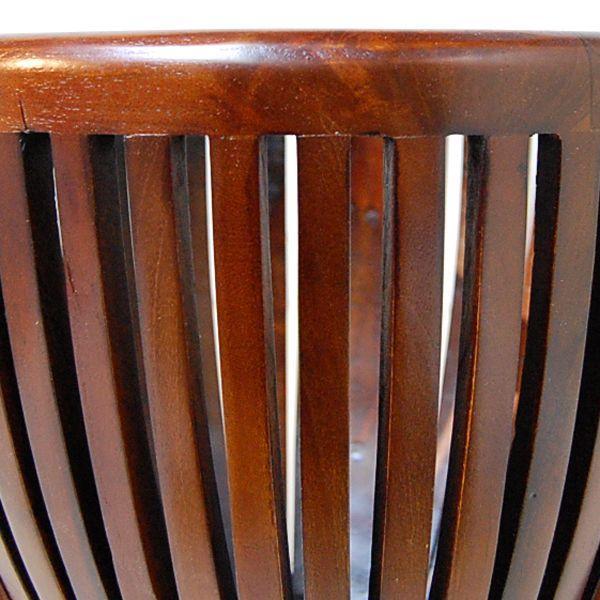 プラントスタンドS・鉢カバー・チーク・無垢材・オリジナル家具・インドネシア直輸入・ディスプレイ|artcrew|05