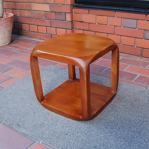 キューブ・・・フレーム・チーク・オリジナル家具・インドネシア直輸入|artcrew
