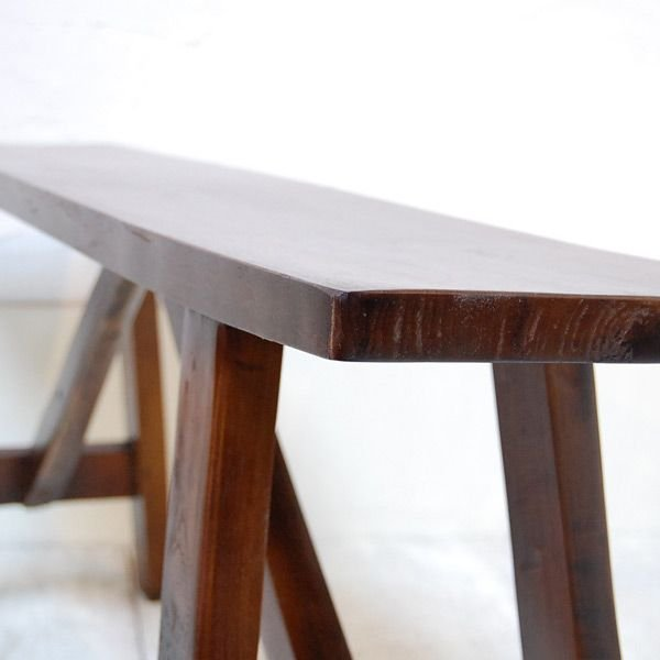 オールドチークベンチ・・・チーク無垢材・古材・オリジナル家具・インドネシア直輸入 artcrew 04