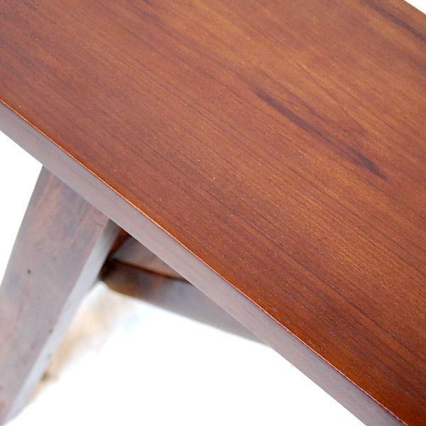 オールドチークベンチ・・・チーク無垢材・古材・オリジナル家具・インドネシア直輸入 artcrew 06