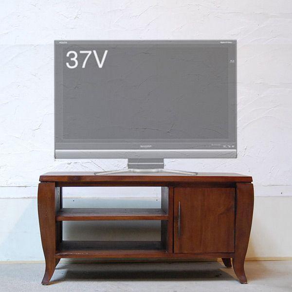 TVラック900・TVキャビネット・テレビ台・・・チーク無垢材・オリジナル家具・インドネシア直輸入|artcrew|02