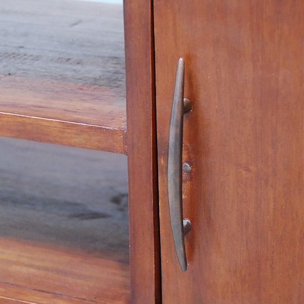 TVラック900・TVキャビネット・テレビ台・・・チーク無垢材・オリジナル家具・インドネシア直輸入|artcrew|05