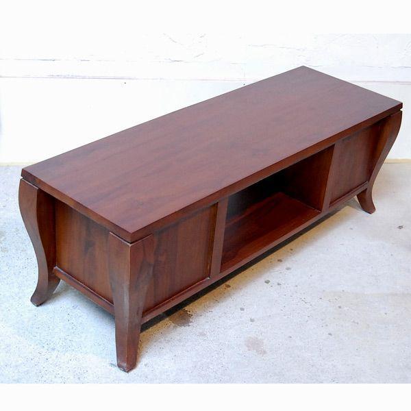 TVラック・1200TV Cabinet・テレビ台・・・チーク無垢材・オリジナル家具・インドネシア直輸入 artcrew 04