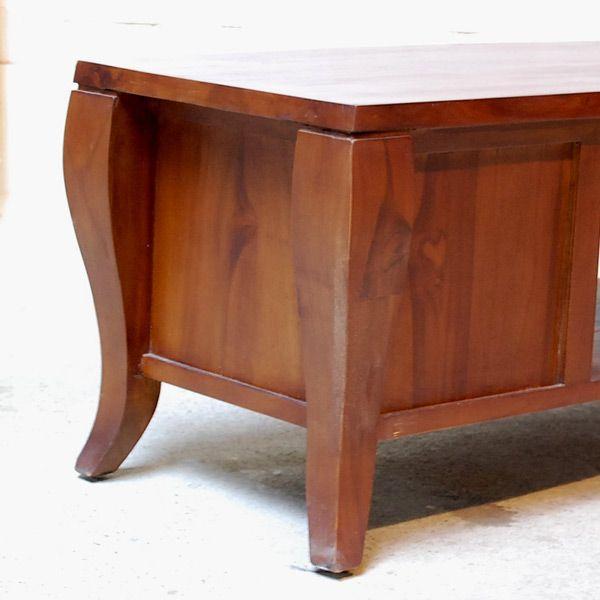 TVラック・1200TV Cabinet・テレビ台・・・チーク無垢材・オリジナル家具・インドネシア直輸入 artcrew 06