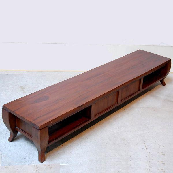 TVラック1800・TV Cabinet・テレビ台・・・チーク無垢材・オリジナル家具・インドネシア直輸入|artcrew|05