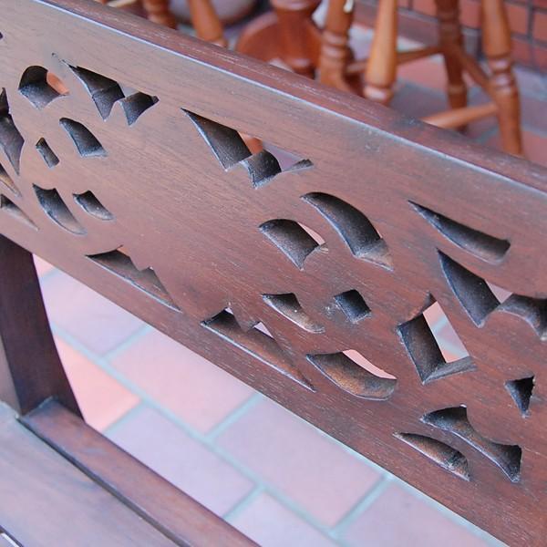 ダイニングチェア・ノーアーム・カーブドチェア・・・チーク・オリジナル家具・インドネシア直輸入|artcrew|04