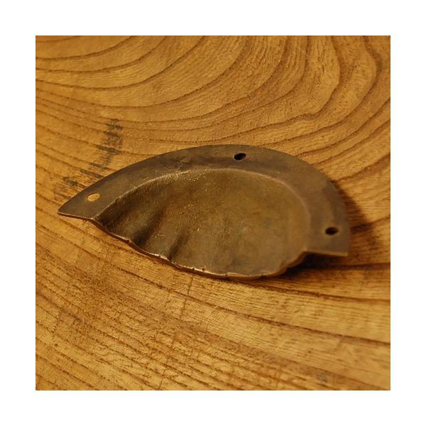 ブラス取っ手 真鍮把手 インドネシア直輸入・インテリアパーツ・古色仕上げ アンティーク仕上げ 家具修理 家具部品 DIY artcrew 03