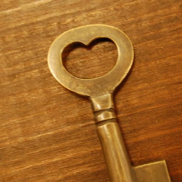 ブラス鍵167A 真鍮金具・・・インドネシア直輸入・インテリアパーツ・古色仕上げ|artcrew|03