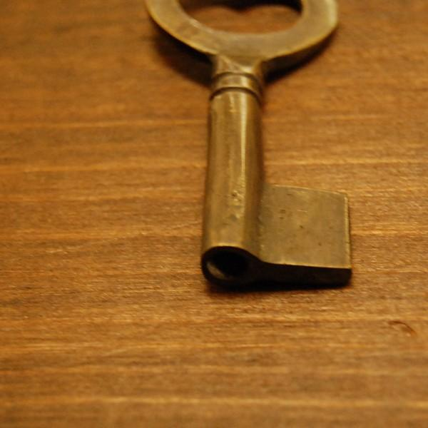 ブラス鍵167A 真鍮金具・・・インドネシア直輸入・インテリアパーツ・古色仕上げ|artcrew|04