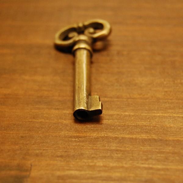 ブラス鍵169A 真鍮金具・・・インドネシア直輸入・インテリアパーツ・古色仕上げ|artcrew|04