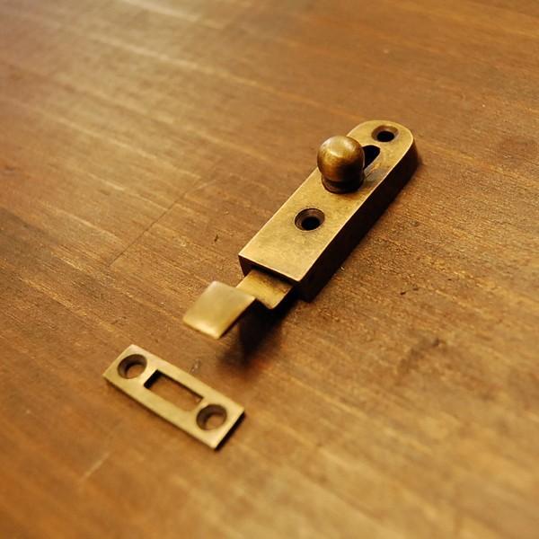ブラス錠前368 真鍮金具・・・インドネシア直輸入・インテリアパーツ・古色仕上げ|artcrew|02