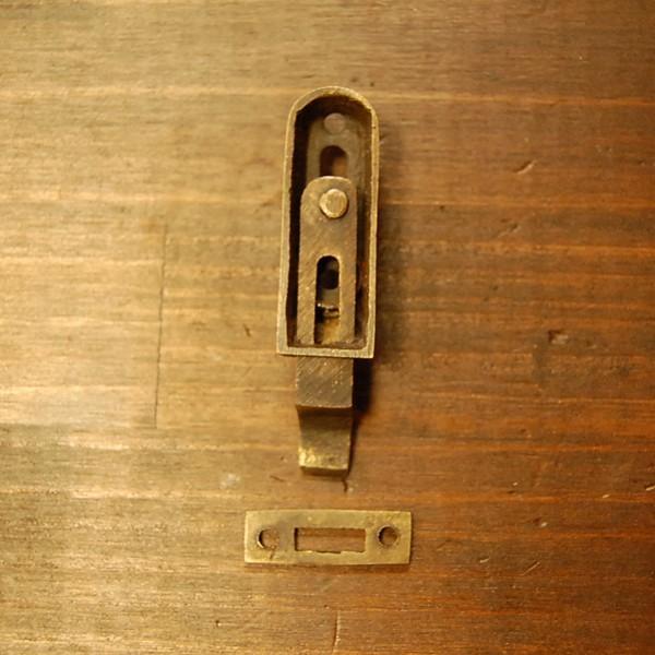 ブラス錠前368 真鍮金具・・・インドネシア直輸入・インテリアパーツ・古色仕上げ|artcrew|03