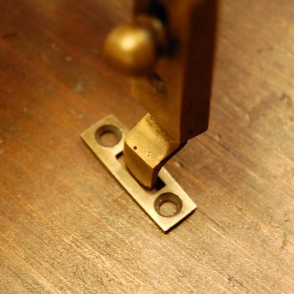 ブラス錠前368 真鍮金具・・・インドネシア直輸入・インテリアパーツ・古色仕上げ|artcrew|04