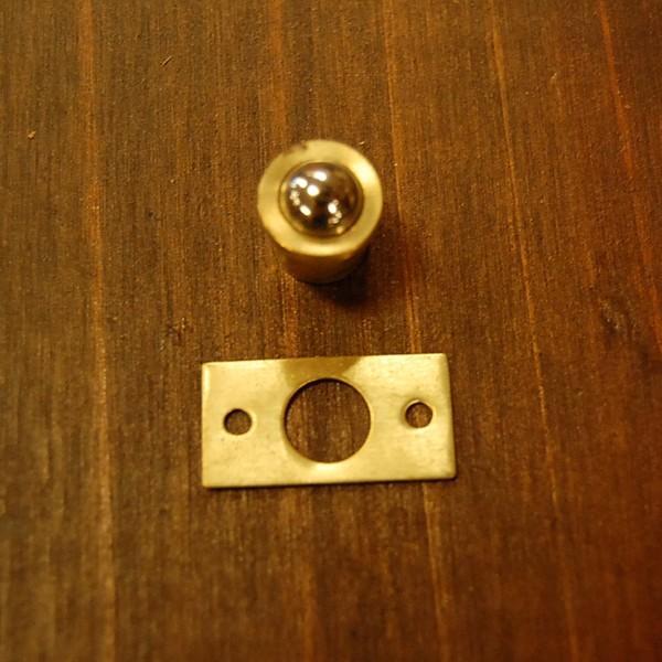 ブラス錠前391 真鍮金具・・・インドネシア直輸入・インテリアパーツ・古色仕上げ artcrew 02