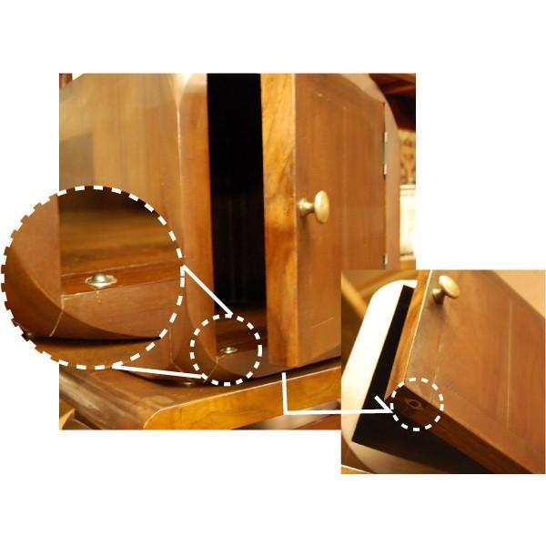 ブラス錠前391 真鍮金具・・・インドネシア直輸入・インテリアパーツ・古色仕上げ artcrew 04