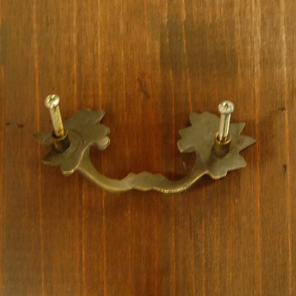 真鍮取っ手 把手 ブラス ドア取っ手 インドネシア直輸入・インテリアパーツ・古色仕上げ アンティーク仕上げ 家具修理 家具部品 DIY artcrew 04