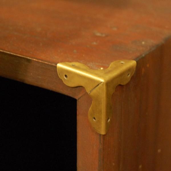 ブラス飾り440 真鍮金具・・・インドネシア直輸入・インテリアパーツ・古色仕上げ|artcrew|06