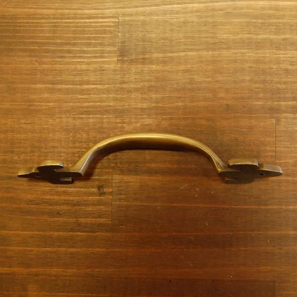 ブラス取手478 真鍮把手・・・インドネシア直輸入・インテリアパーツ・古色仕上げ DIY 家具部品 修理 加工|artcrew|04