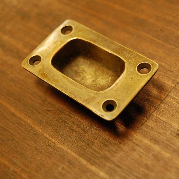 ブラスノブ481 真鍮把手・・・インドネシア直輸入・インテリアパーツ・古色仕上げ|artcrew|02