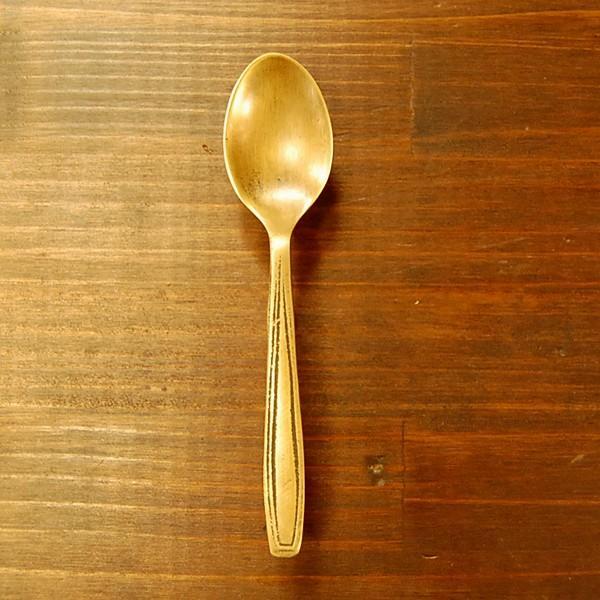 真鍮把手スプーン型 真鍮把手 ブラス 取っ手 インドネシア直輸入・インテリアパーツ・古色仕上げ アンティーク仕上げ 家具修理 家具部品 DIY|artcrew