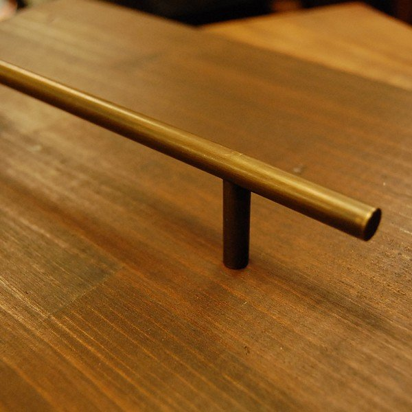 ブラスノブ506 真鍮把手・・・インドネシア直輸入・インテリアパーツ・古色仕上げ|artcrew|03