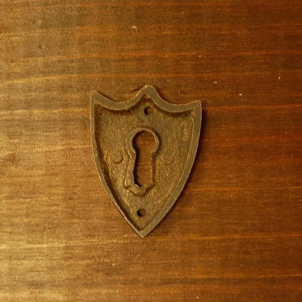 ブラス鍵穴525 真鍮金具・・・インドネシア直輸入・インテリアパーツ・古色仕上げ|artcrew|03