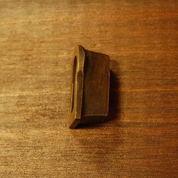 ブラス鍵穴526 真鍮金具・・・インドネシア直輸入・インテリアパーツ・古色仕上げ artcrew 03