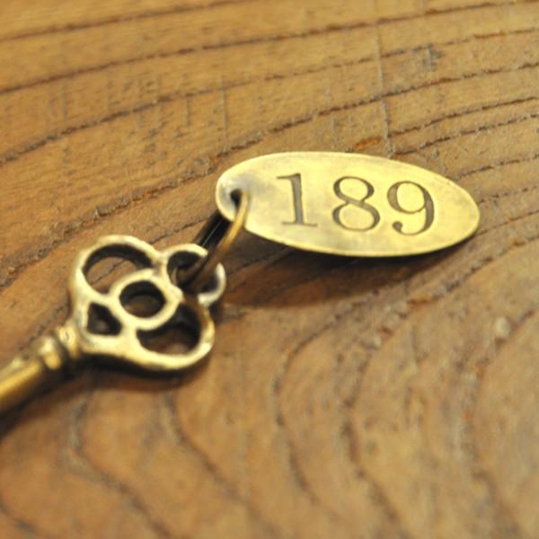 ブラス鍵538 真鍮金具 インドネシア直輸入 インテリアパーツ 古色仕上げ アクセサリーパーツ|artcrew|02