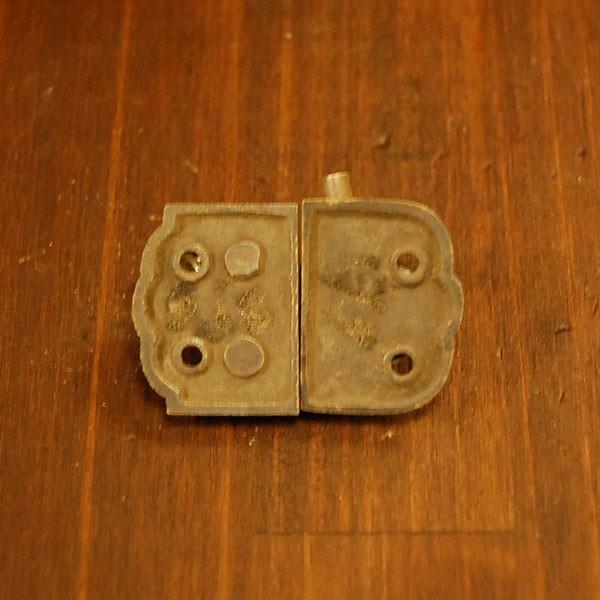 ブラス錠前545 真鍮金具・・・インドネシア直輸入・インテリアパーツ・古色仕上げ artcrew 05
