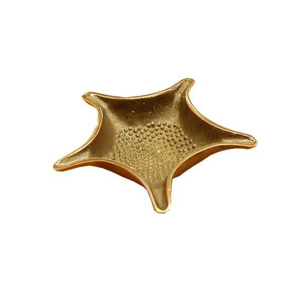 ブラス灰皿574・・・真鍮香皿・香箱・小物入れ・灰皿・インドネシア直輸入・アンティークスタイル・インテリア雑貨|artcrew