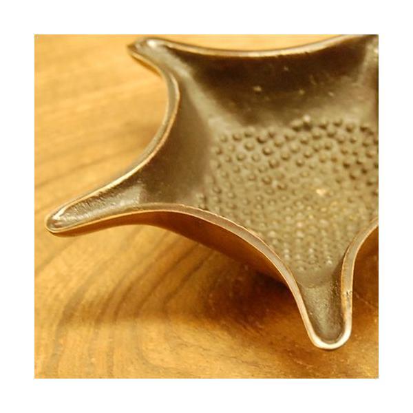 ブラス灰皿574・・・真鍮香皿・香箱・小物入れ・灰皿・インドネシア直輸入・アンティークスタイル・インテリア雑貨|artcrew|03