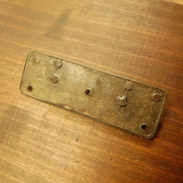 ブラスノブ576 真鍮把手・・・インドネシア直輸入・インテリアパーツ・古色仕上げ|artcrew|04