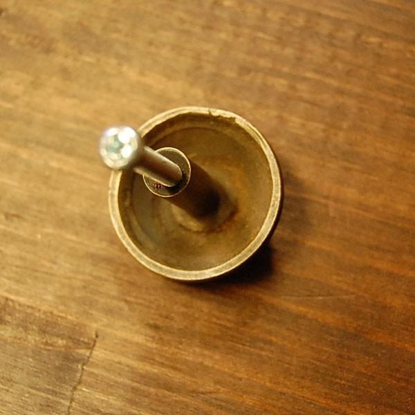 ブラス取っ手 真鍮把手 インドネシア直輸入・インテリアパーツ・古色仕上げ アンティーク仕上げ 家具修理 家具部品 DIY|artcrew|04