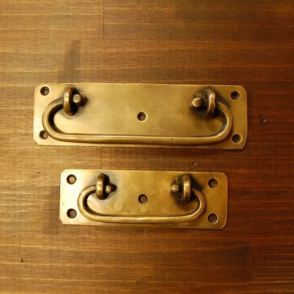 ブラスノブ582 真鍮把手・・・インドネシア直輸入・インテリアパーツ・古色仕上げ|artcrew|05