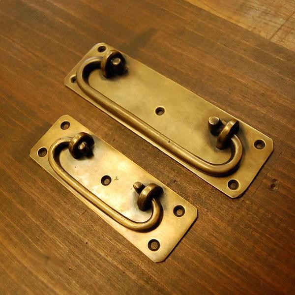 ブラスノブ582 真鍮把手・・・インドネシア直輸入・インテリアパーツ・古色仕上げ|artcrew|06