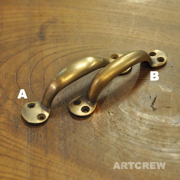 ブラスノブ583 真鍮把手・・・インドネシア直輸入・インテリアパーツ・古色仕上げ|artcrew|04