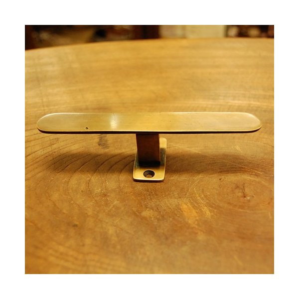 ブラスフック585 真鍮・・・インドネシア直輸入・インテリアパーツ・古色仕上げ artcrew 02