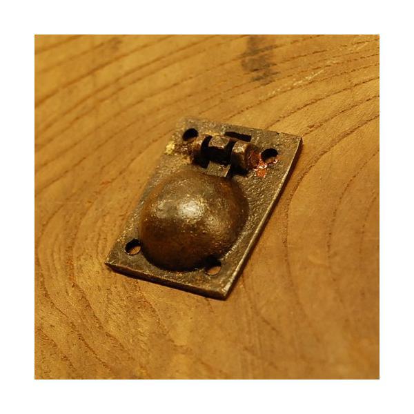 ブラス取っ手 真鍮把手 掘り込み取っ手 埋め込み インドネシア直輸入・インテリアパーツ・古色仕上げ アンティーク仕上げ 家具修理 家具部品 DIY artcrew 03