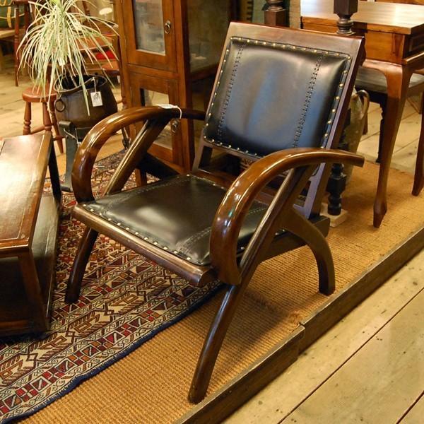 リラックスチェア・イージーチェア・ベモチェア・ユーズド・チーク・オリジナル家具・インドネシア直輸入|artcrew