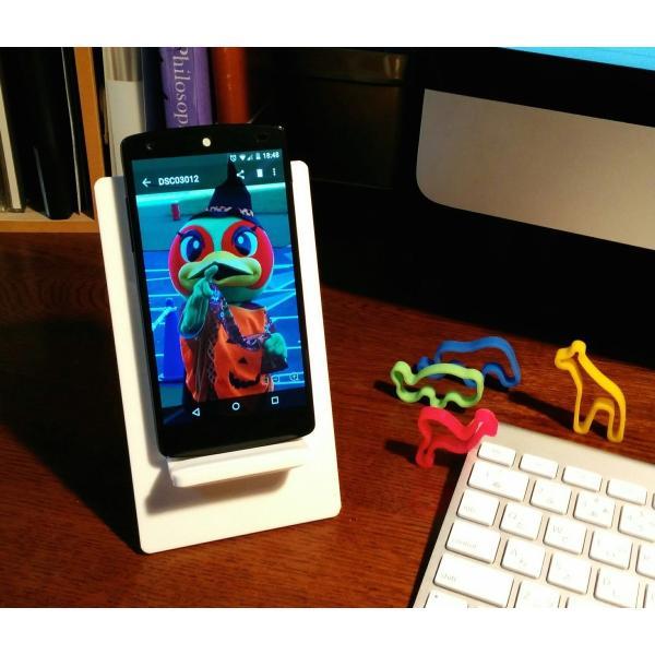 スマホスタンド 「スマホイーゼル」 (iPhoneスタンド・携帯スタンド)モバイルスタンド artesse-store 03