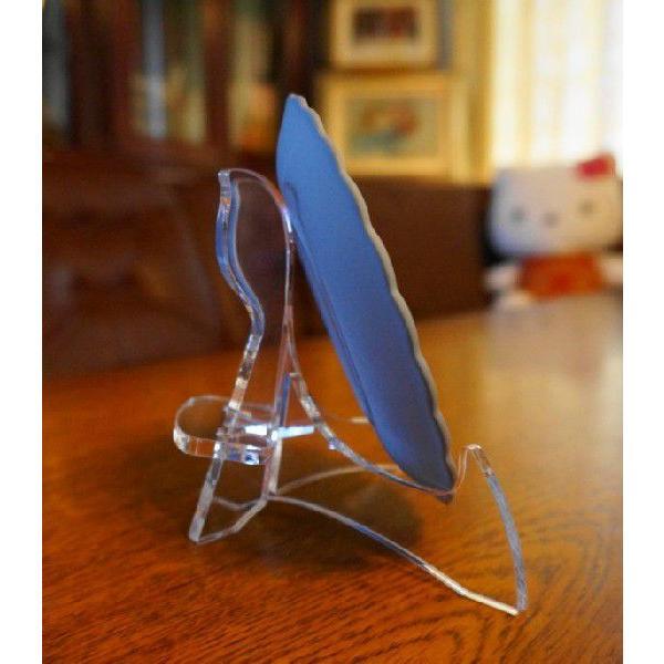 皿立てニュープレートスタンド PS16-AC(アクリルクリアー皿立て)|artesse-store|03